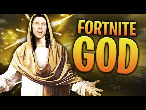 ASCENDING HUMANITY AS FORTNITE GOD