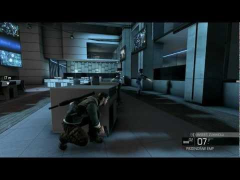 Splinter Cell: Conviction Walkthrough Chapter 8 - Third Echelon HQ