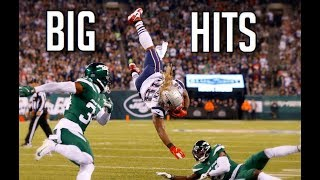 NFL Biggest Hits of Week 7 || HD