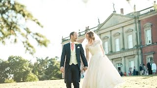 Tanya and Leight Staunton Harold Hall
