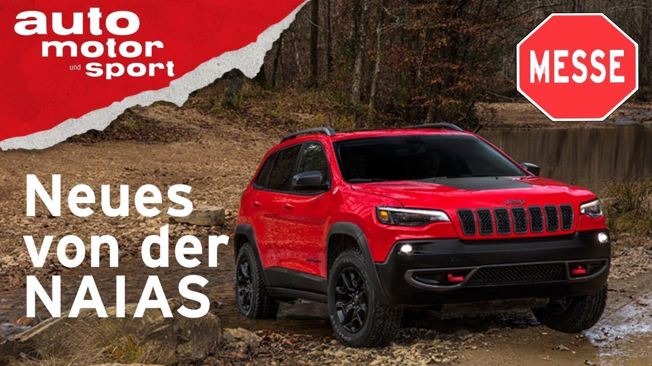 Jeep, RAM, VW, Hyundai: Premieren auf der NAIAS 2018 - Neuvorstellung I auto motor und sport