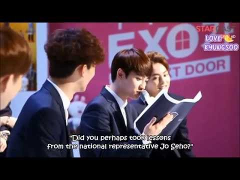 [ENG] 150406 Naver Starcast: EXO D.O. (Kyungsoo) Rolling Paper