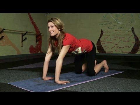 Yoga Workout - Wild Freestyle Yoga