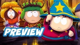 South Park The Stick of Truth Preview and Giveaway