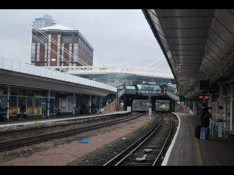 Train Trip to East Croydon - 10/02/18