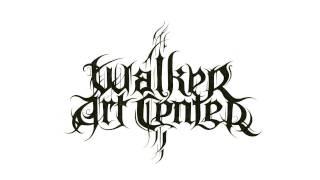 Скачать Christophe Szpajdel S Walker Art Center Black Metal Logo