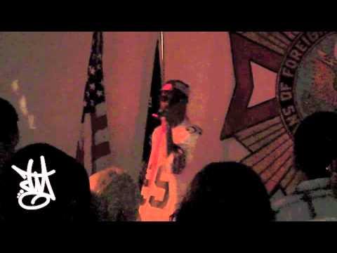 Krayzie Bone Feat. Alicia Keys (LIVE 2011) Fixtape 4: Under The Influence