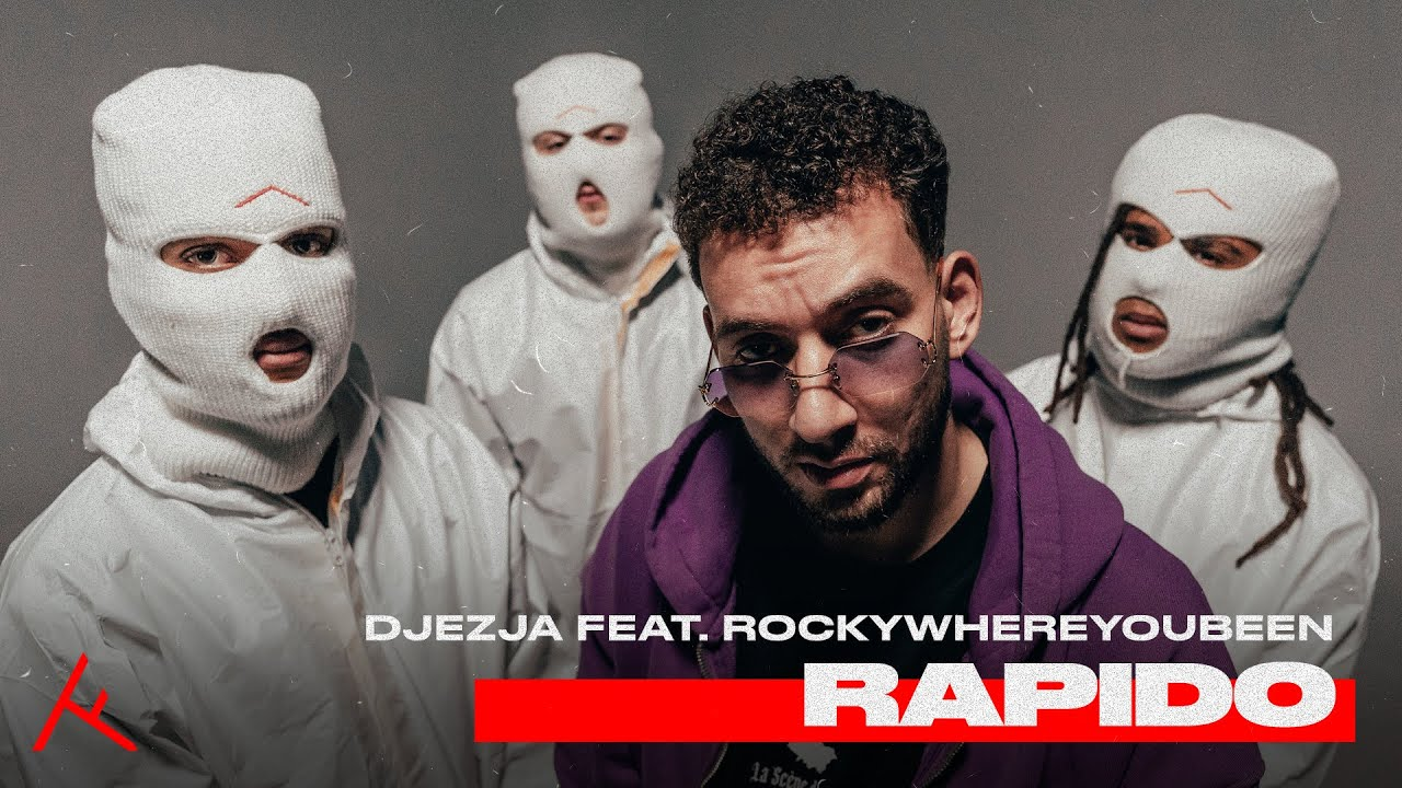 Download DJEZJA FEAT. ROCKYWHEREYOUBEEN - RAPIDO
