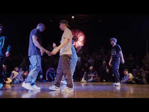 LIGHT OF THE UNDERGROUND 🍊 BELGIUM WITH ATTITUDE • Prelims 2018