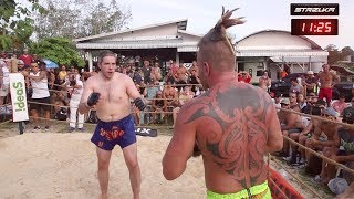 ANACONDA BRAZIL vs USA BOXER !! BEST FIGHT !!!