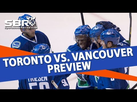 NHL Betting | Toronto Maple Leafs vs. Vancouver Canucks Preview | Ice Guys