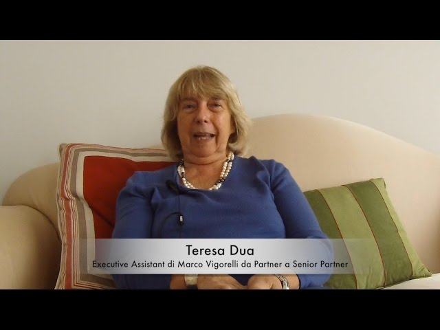 Teresa Dua, ricordi di un guerriero