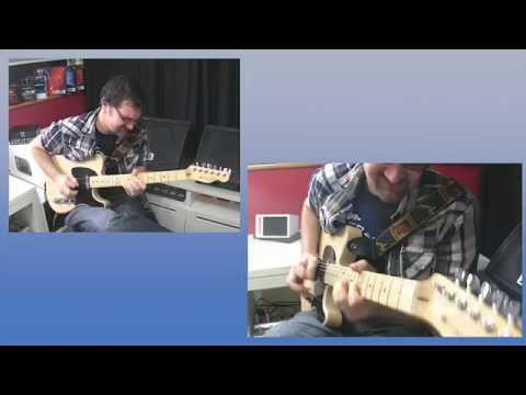 Melodic Blues Solo
