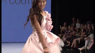 Isabella Couture Kids Clothing Fashion Show! LA Fashion Week SS16