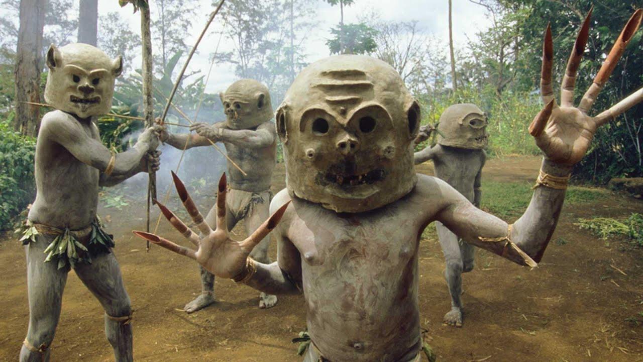 Las tribus más temidas del mundo