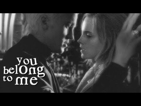 draco and hermione | you belong to me