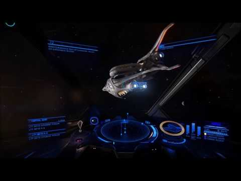 First Capital Ship Sighting