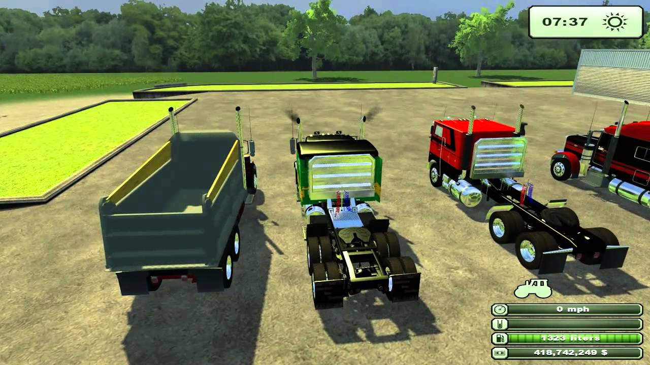 Игра Farming Simulator 2013 Моды