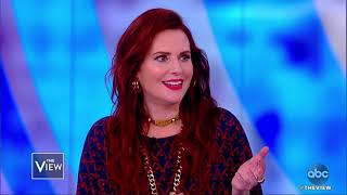 Megan Mullally And Nick Offerman Talk About Their Sweet Love Story | The View