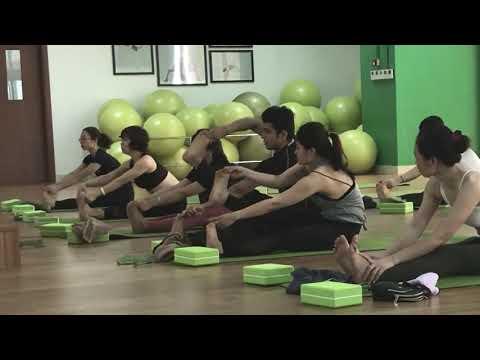 Yoga For Hips (Hip Opening Yoga) Vietnamese Yoga Class  Master Veer