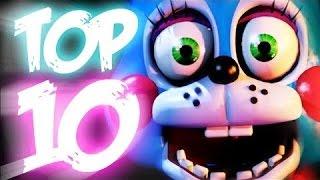 Топ-10 фактів про Toy Бонні – п'ять ночей у Фреді