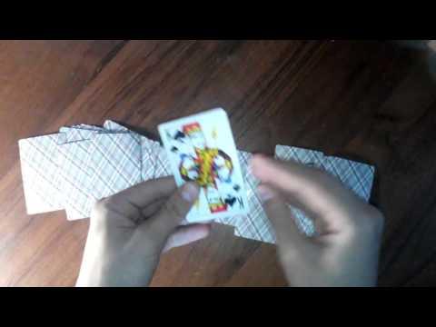 3 фокус с картами