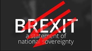 Brexit: PragerU vs. Reality