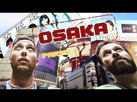 7 días en JAPÓN: OSAKA - Viajando por Japón
