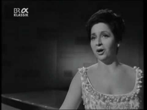 """Teresa BERGANZA Sings """"Farruca"""" Joaquin Turina"""