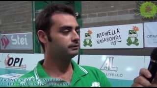 20-10-2013: Intervista a Francesco Racaniello nel post Materdomini-Avellino