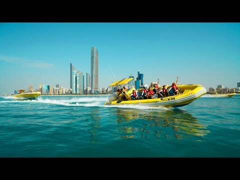 Most beautiful places to visit in Abu Dhabi [full HD]