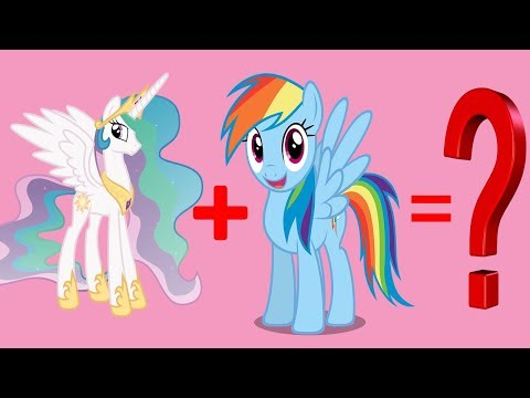 My Little Pony Rainbow Dash Fusion - Mlp Fusion | Top Star