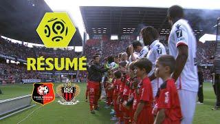 Stade Rennais FC - OGC Nice (0-1)  - Résumé - (SRFC - OGCN) / 2017-18