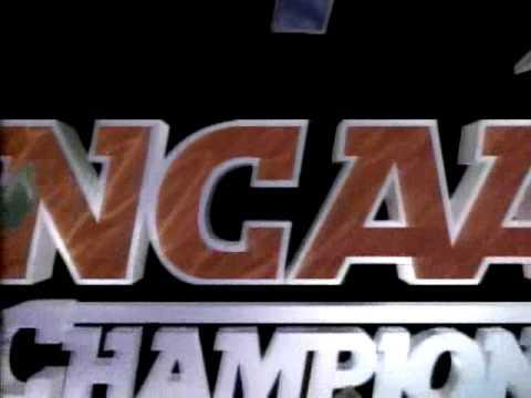 CBS NCAA Animations 1991