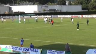 Résumé finale Coupe Dordogne 2015 Montpon Mareuil