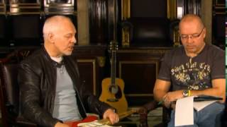 Guitarist TV - Full Interview with Grammy Award Winner Peter Frampton
