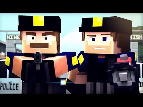 HANDS UP! (Minecraft Animation)