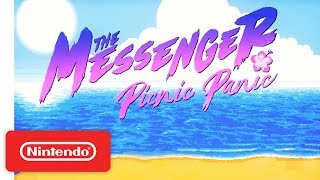The Messenger - Picnic Panic DLC Trailer - Nintendo Switch