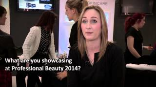 Heaven Skincare at Professional Beauty ExCel London 2014, Beauty and Spa Show Thumbnail