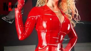 Latex girls Латекс,женское элегантное белье из Latex и кожи и Latex(, 2016-01-01T20:20:47.000Z)