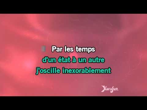 Karaoké Les passants - Zaz *