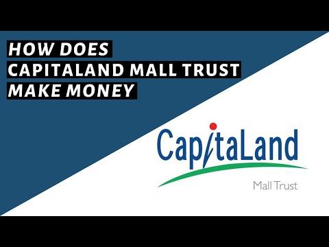 How Does CapitaLand Mall Trust REIT Make Money   COMPANY REVIEWS