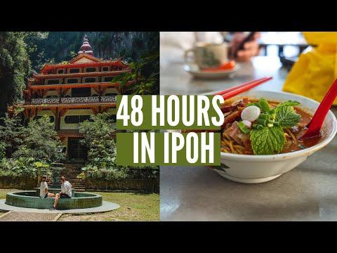 Visit Ipoh, Perak, Malaysia - POST-LOCKDOWN TRAVEL!
