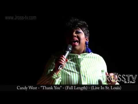 "James Ross @ Candy West - ""Thank You"" - (Full Live Version) - Www.Jross-tv.com"