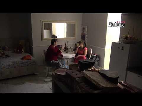 Zadruga 4 - Nastavak svađe Miljane i Kristijana u apartmanu - 28.03.2021. - Zadruga Official