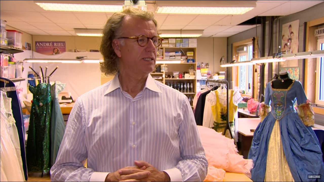André Rieu - Welcome to My World: Episode 7 - Dressed to Impress (Clip 2 of 3)