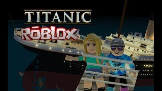 TYTANIC SURVIVE or SURVIVE? ROBLOX