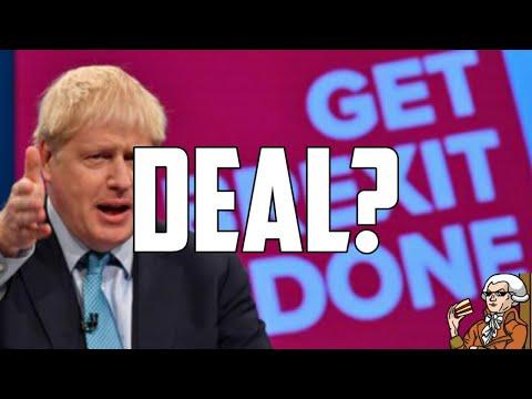 Boris Johnson Has Signed A Trade Deal With The EU - Perhaps?