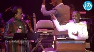 Enno Raatrulostayi Song -- SP Balasubramanyam LIVE Performance || Maestro Ilaiyaraaja Music Concert