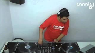 DJ Christian Pinheiro - Hip House ( Canal DJ, 20.02.2015 )